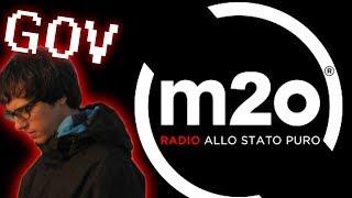 Giuseppe Govinda legge in radio una lettera di M. Datini su M2O University