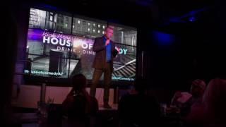 "FOX 10 Phoenix's Weatherman Cory McKloskey hosts ""Best Comedian with a Day Job Contest"""