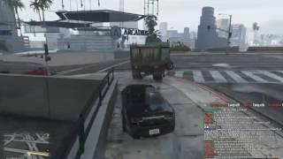 2 temmuz 2016 cumartesi GTA 5 yayınından bir sahne