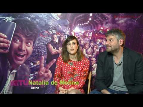 Arturo Valls, Natalia de Molina, Raúl Cimas y Pepón Montero cuentan las claves de 'Los del túnel'