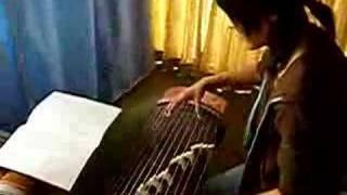 Kotomi Plays the O-koto