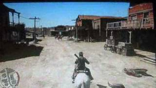 "Red Dead Redmeption - ""Heading South on a White Bronco"" Achievement Guide (5G)"