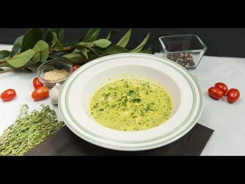 Курица с зелёным карри | Дежурный по кухне