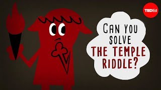 Can you solve the temple riddle? - Dennis E. Shasha width=