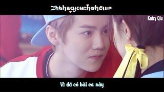 [Vietsub] [FMV Lộc Hàm & Địch Lệ Nhiệt Ba] Bài ca cho em (Your Song) - Lộc Hàm | 致爱 - 鹿晗