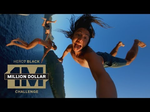 GoPro: HERO7 Black Million Dollar Challenge