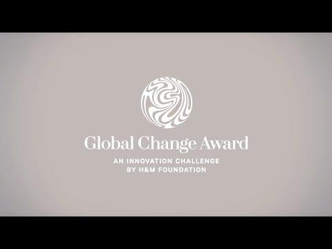hm.com & H&M Voucher Code video: Global Change Award
