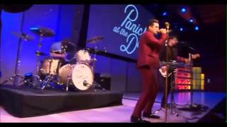 "Panic! at the Disco Performing ""Hallelujah"" Live at The Shorty Awards"