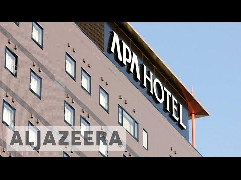 Japanese hotel angers China over book denying Nanjing massacre