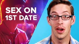 Men Talk About Sex On The First Date
