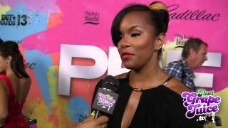 Destiny's Child Stars Michelle Williams & LeToya Luckett Talk New Albums