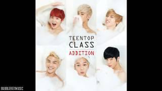 Teen Top 틴탑)   못났다 (Lovefool) (Full Audio) [Repackage Album   TEEN TOP CLASS ADDITION]