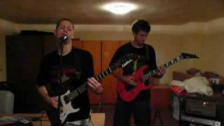 Soulfly Bloodbath & beyond 2 guitars and vocal cover
