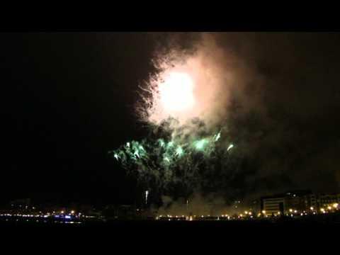 Pirotecnia Fireworks For Africa (Sudáfrica) 18/08/2011