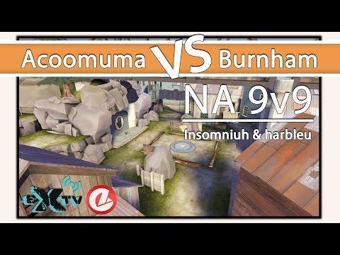 eXtv/EVLTV Live: UGC Plat S17 Week 3 - Acoomuma vs Burnham