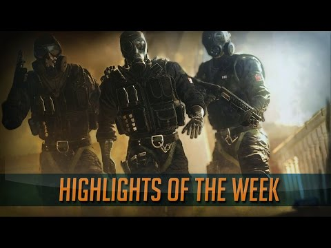 Highlights of the Week #27