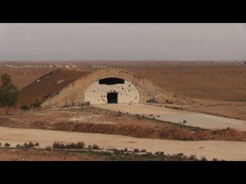 الجيش السوري يعلن سيطرته على مطار أبو الضهور العسكري
