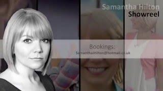 Samantha Hilton - Presenting Showreel