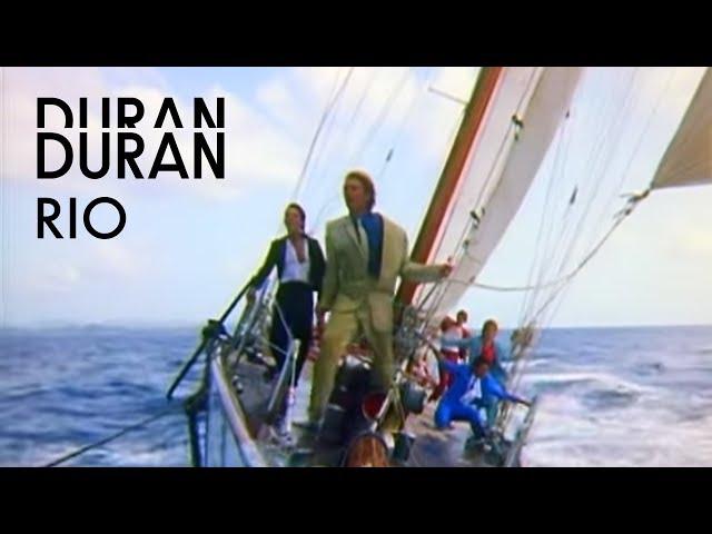 Vídeo del tema Rio, de Duran Duran