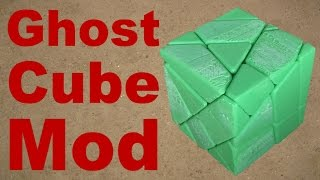 Making a 3D-Printed Ghost Cube Mod