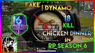 FAKE DYNAMO in RP Season 6 || Kidney Bahr nikal diya 🤪 || Highlight #28