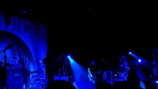 MASTODON - All the Heavy Lifting - Wiltern Theater, Los Angeles November 1 2011