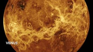The sound of Venus