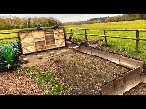 Building a MINI VILLAGE | The Cabin (PART 1)
