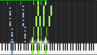 Protectors of the Earth - Two Steps From Hell [Piano Tutorial] // My Little Piano Channel