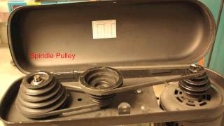 Drill Press Safety and Adjustment mov