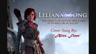 """Leliana's Song"" ~ (Cover by: Alice Flare)"