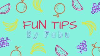 Fun Tips By Fabu: Dog Lovers
