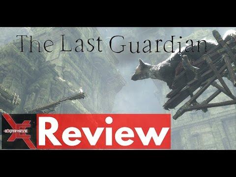 The Last Guardian Review l Expansive