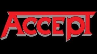 Accept - Midnight Mover (Lyrics on screen)