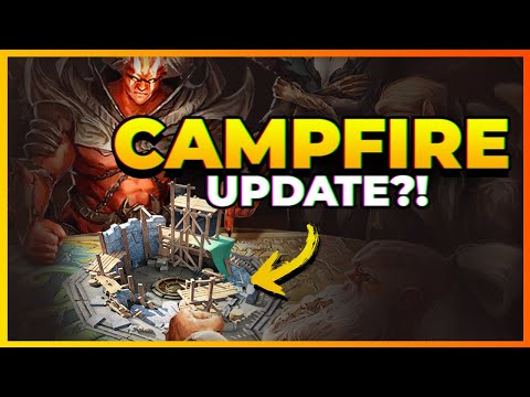 RAID | CAMPFIRE TEASER?! | August 2020 What you need to know!