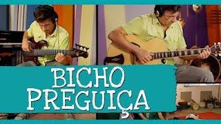 Bicho Preguiçoso (Música Vagarinho) - DVD As Melhores Brincadeirinhas Musicais - Palavra Cantada