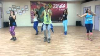 me marchare cesar molina zumba