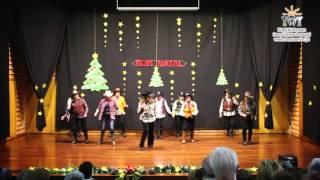 Natal 2015, Bossa Nova... Dança Sénior Portugal.