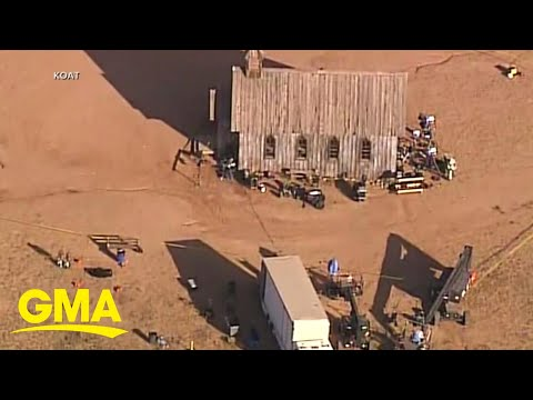 1 dead, 1 injured after Alec Baldwin fires prop gun on movie set l GMA