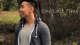 Ariana Grande - One Last Time - Cover By John Concepcion