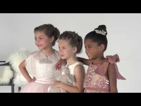 Behind the Scenes: Here Come the Flower Girls