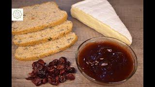 Geleia de Cranberry - Chef Ana Lemgruber (2020)