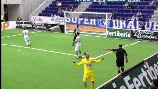 Futebol Indoor: FC Porto Vintage 7-6 Deportivo Corunha (4.ª jornada da Liga Fertiberia 2014)