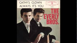 The Everly Brothers - Cathy's Clown (1960)
