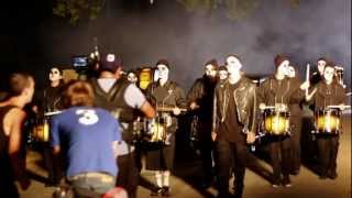 Travis Barker & Yelawolf - Whistle Dixie (Behind The Scenes)