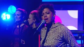 Jessica Folcker - It's all about you (Live @ Nyhetsmorgon)