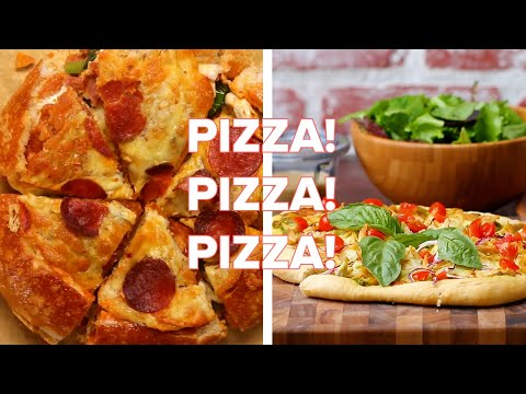 Our Favorite Pizza Recipes ? Tasty Recipes