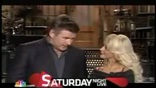 Christina Aguilera Saturday Night Live 2006 Commerical