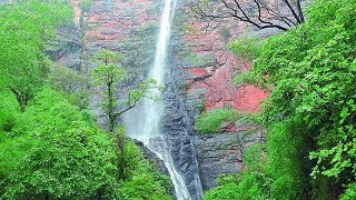 It could be the third highest waterfall in India: the Gaddalasari in Bhupalpally.
