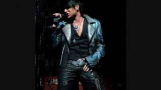 Adam Lambert - Music Again Lyrics (in video)